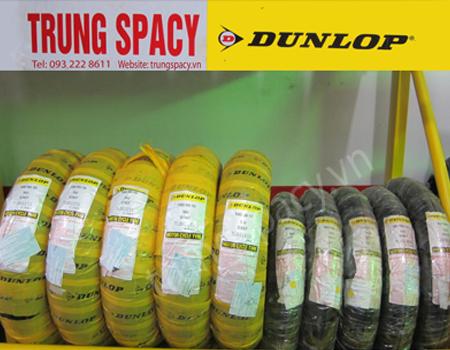 Lốp xe Spacy hãng Dunlop(1 đôi)