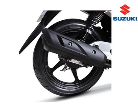 Lốp sau Suzuki inpulse 125 Fi