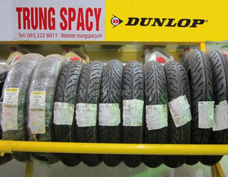 Lốp xe SH chính hãng Dunlop