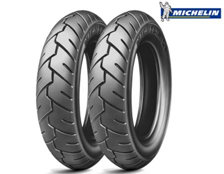 Lốp xe Attila hãng Michelin