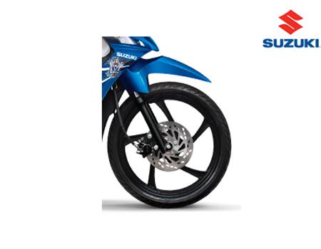 Lốp trước Suzuki Viva