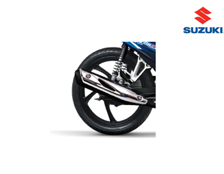 Lốp sau xe Suzuki Viva